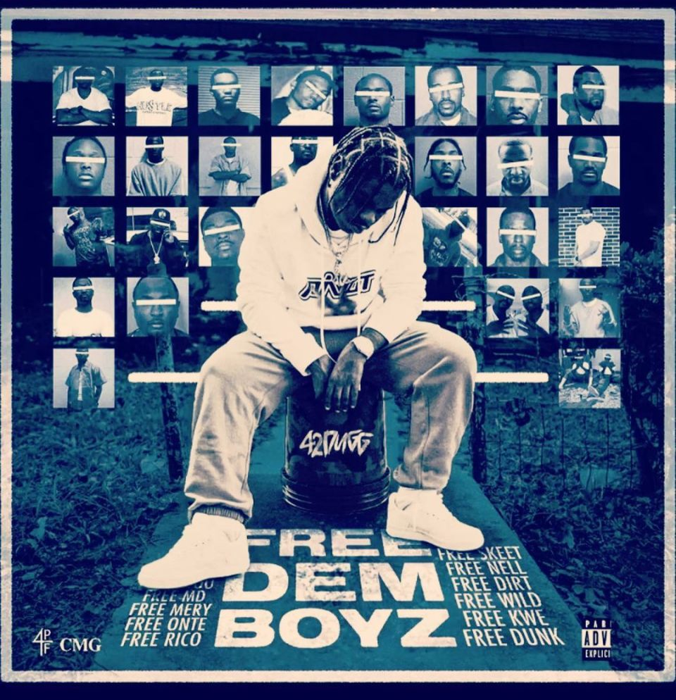 DOWNLOAD MP3: 42 Dugg Ft. Lil Durk – Alone