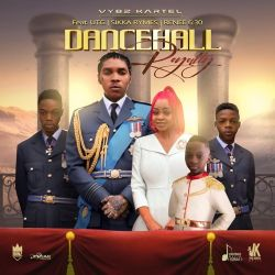 Vybz Kartel - Dancehall Royalty - EP [iTunes Plus AAC M4A]