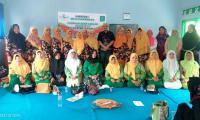 Fatayat Tamansari Realisasi Program Kerja dan Sosialisasikan Asuransi