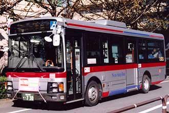 東急バス・いすゞ