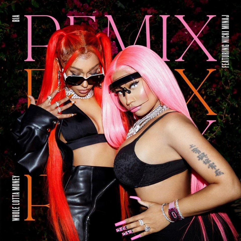DOWNLOAD MP3: BIA Ft. Nicki Minaj – Whole Lotta Money (Remix)