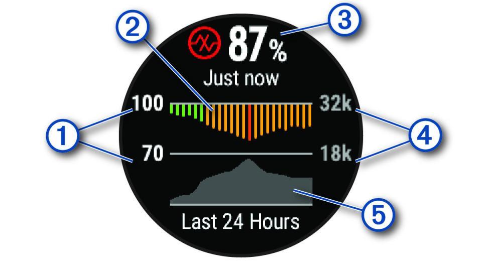 fēnix 5/5S/5X Plus - Pulse Oximeter RADATIME