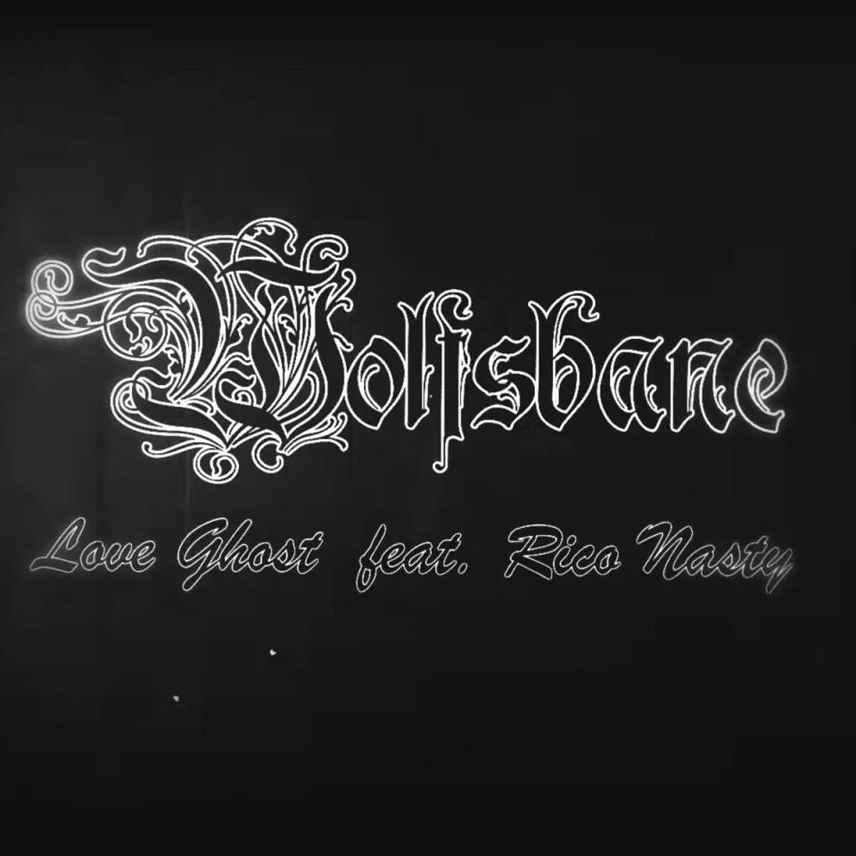 DOWNLOAD MP3: Love Ghost Ft. Rico Nasty – Wolfsbane