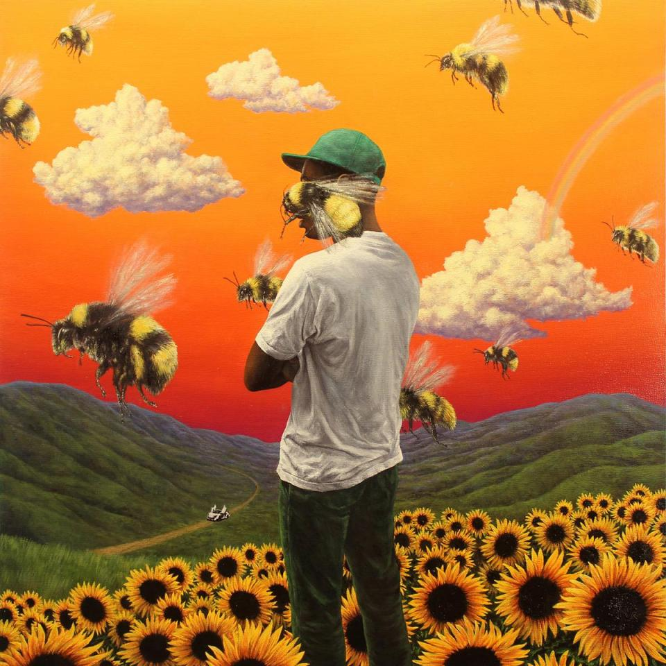 DOWNLOAD MP3: Tyler, The Creator – Ain't Got Time