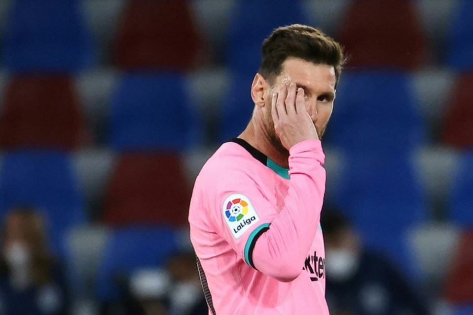 Leo Messi Is Expected To Finalise His Renewal After The Holidays
