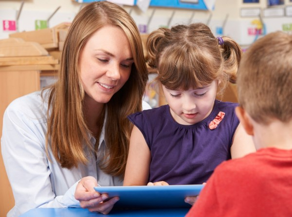 Helping Teachers Overcome Technology Barriers In Early