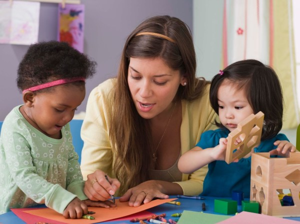 High-quality Early Childhood Programs Require