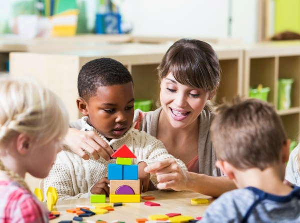 Integrating Stem Learning In Early Childhood Education Rand