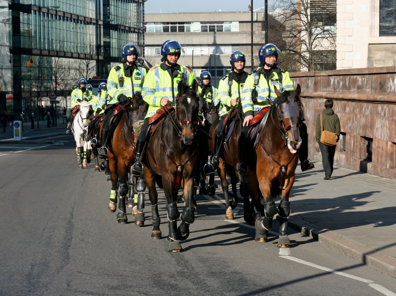 Assessing the Value of Mounted Police Units in the UK  RAND