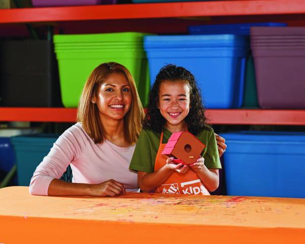 Home Depot Free Kids Workshop On Saturday April 6 Wral Com