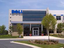 Dell plant in Winston-Salem