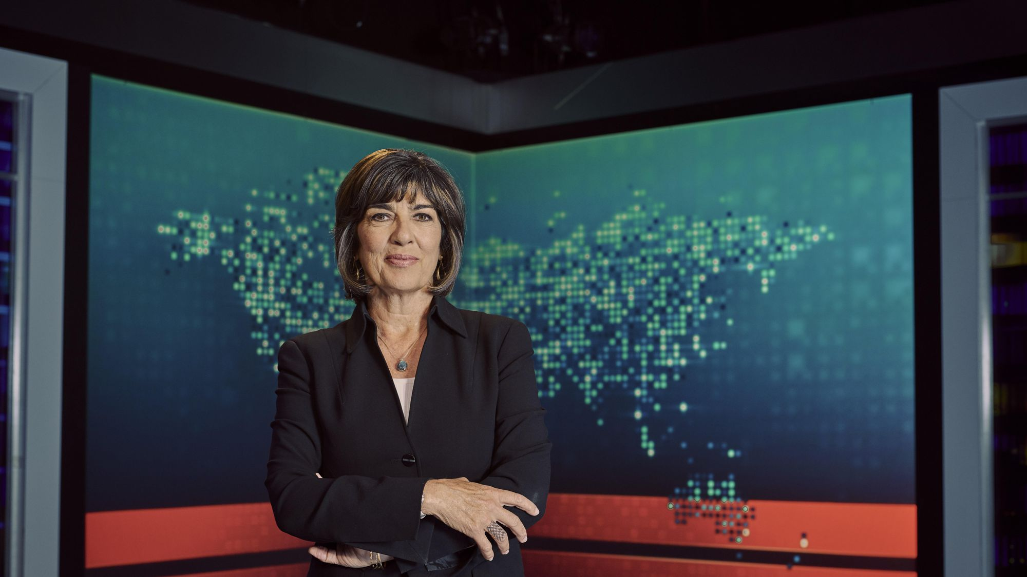 In 'Despicable' Comparison, CNN's Christine Amanpour Says Trump is Like Hitler