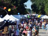 37th Annual Lazy Daze Arts & Crafts Festival in Cary, NC on Augu