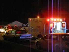 A man was injured late Wednesday in a shooting on South Mechanic Street in Southern Pines, authorities told the Aberdeen Times.