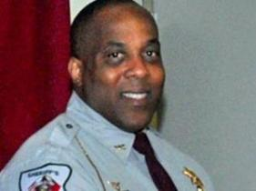 Ennis Wright with the Cumberland County Sheriff's Office