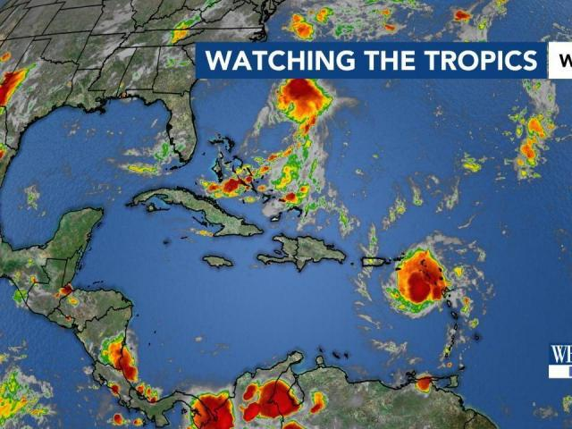 wral weather tropical update