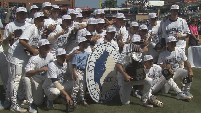 UNC claims ACC title with 4-1 win over Virginia Tech ...