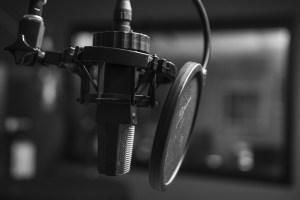 podcast, microphone, audio