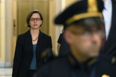 Deputy Assistant Secretary of Defense Laura Cooper