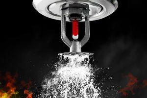 Projektierung und Planung von Sprinkleranlagen