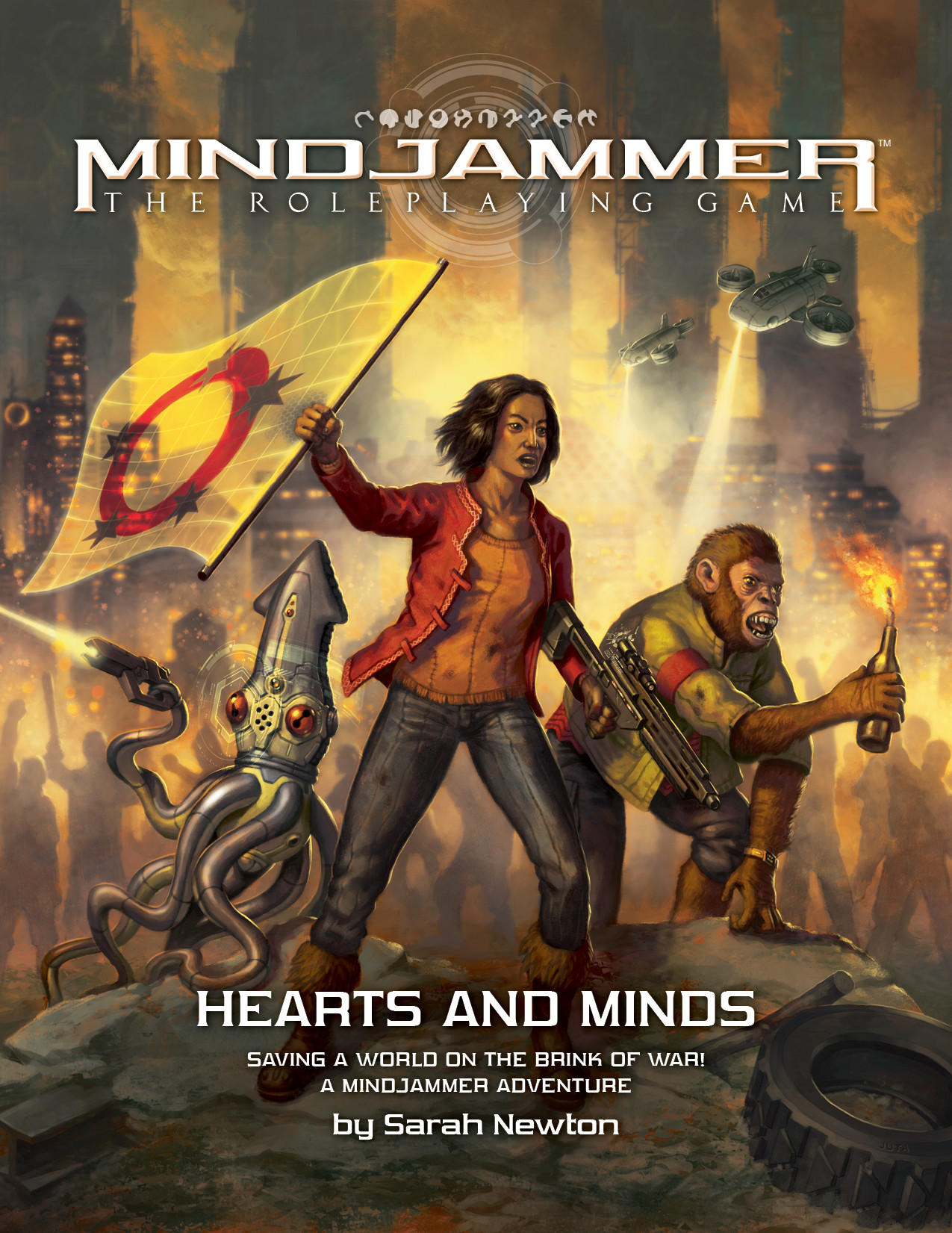 Mindjammer Hearts And Minds Mindjammer Press