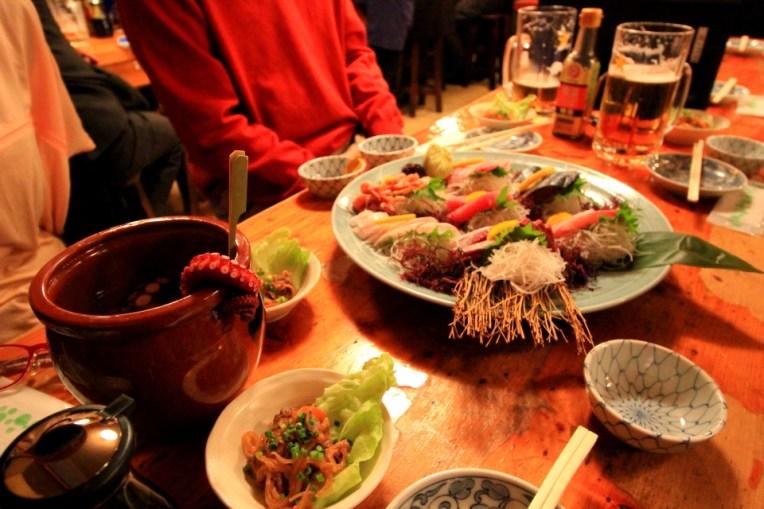 Sashimi peste sashimi!