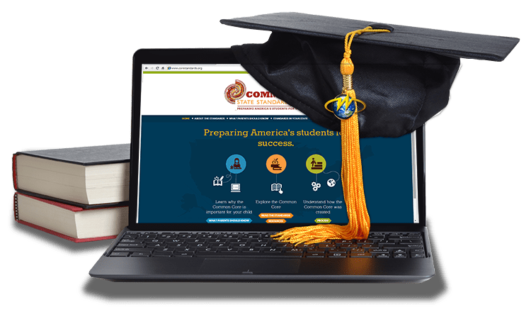 online learning and common core for graduation with help from WWWebMaster