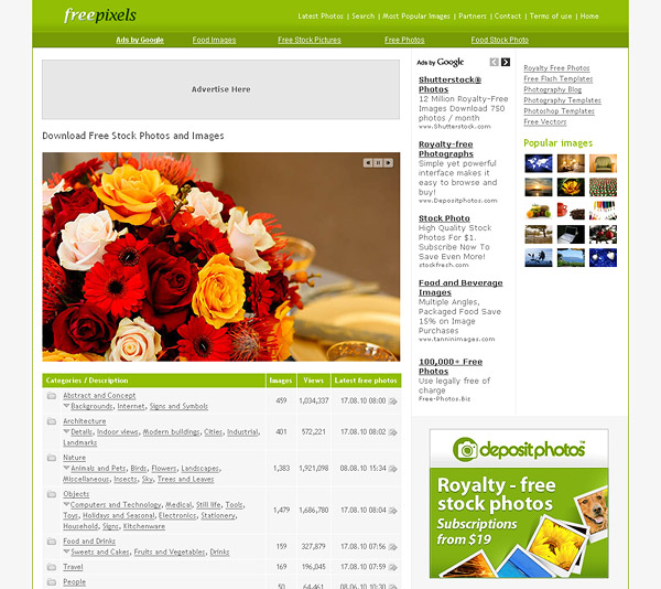 FreePixels - Free Stock Photos