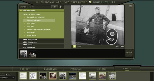 The National Archives Digital Vault