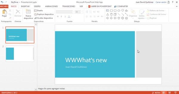 powerpoint webapp