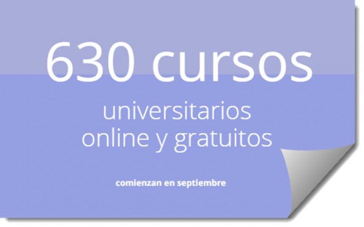 cursos online gratuitos - septiembre 2016