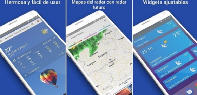 Tiempo The Weather Channel