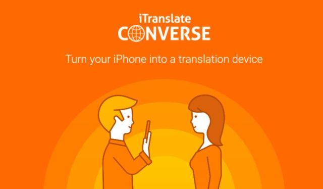 iTranslateConverse