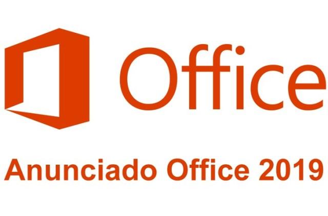 Office2019Anunciado