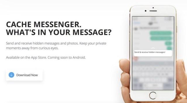 Cache Messenger