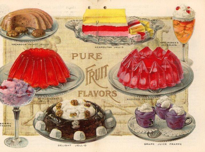 recetas antiguas