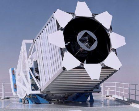 telescopio SDSS usado para efectuar el mapa cosmologico