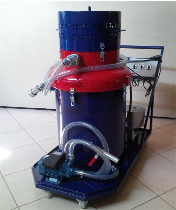 Filtration Device with Tank Capacity Suction and Unloading - Buy Filtration Device with Tank Capacity Suction and Unloading product on ...