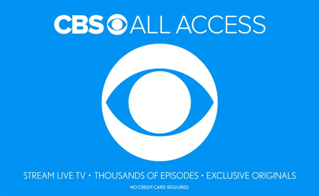 Top X Ways To Get Free Cbs All Access Login In 2020 Fa