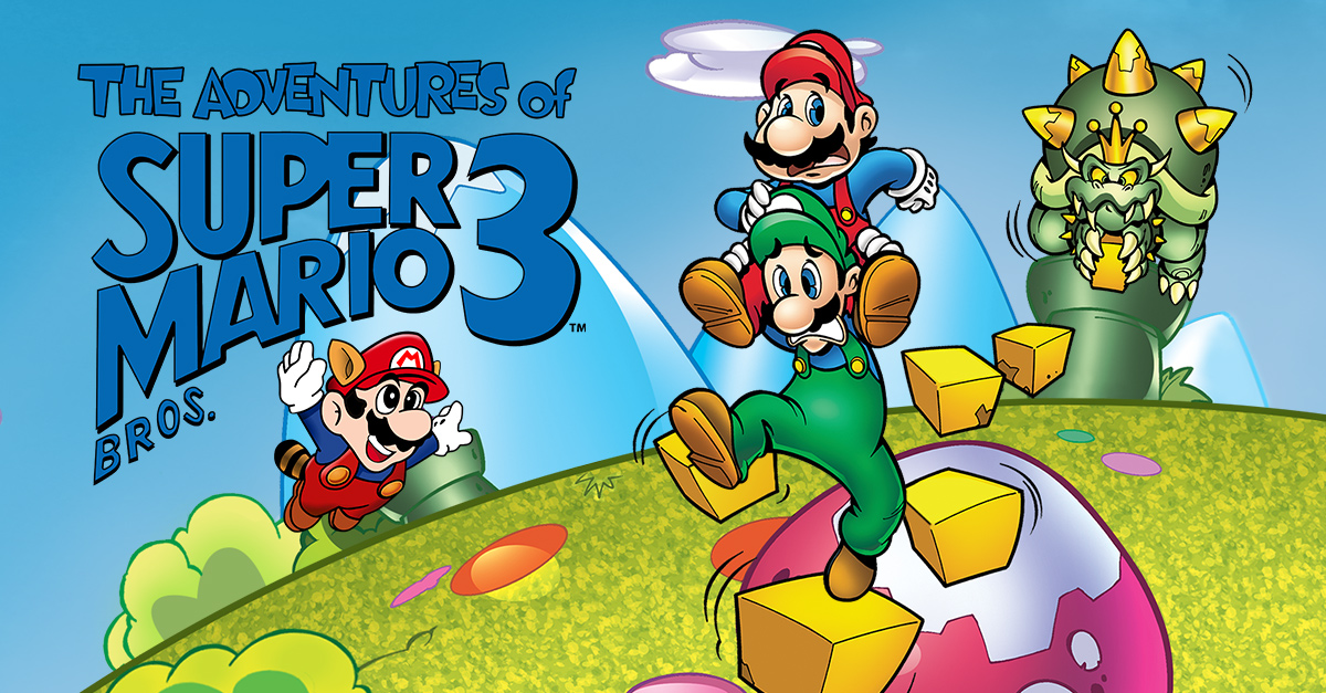 The Adventures of Super Mario Bros. 3 - Nickelodeon - Watch on CBS All Access