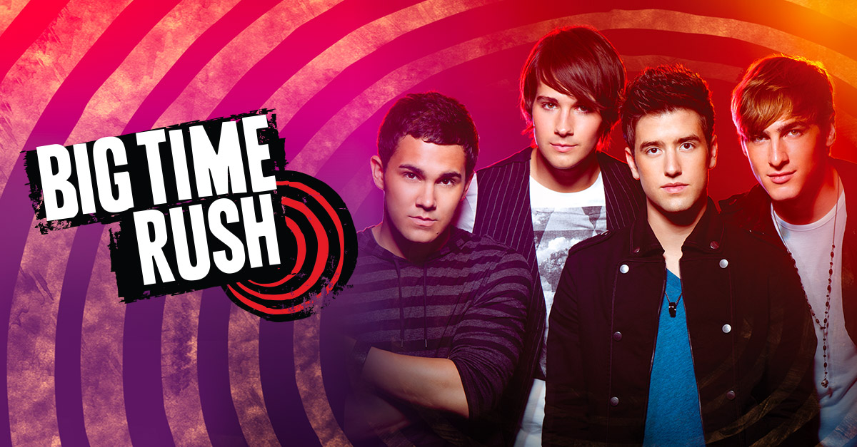 Big Time Rush - Nickelodeon - Watch on CBS All Access