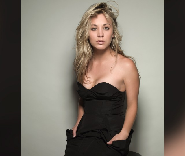 Kaley Cuoco Is One Gorgeous Cover Girl
