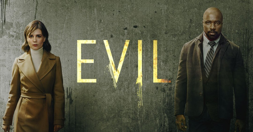 Evil (Official Site) Watch on CBS
