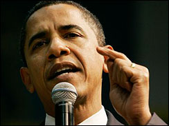 Barack obama campaign essay