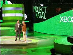 Xbox Project Natal