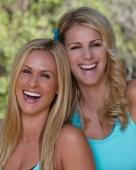 Caroline and Jen