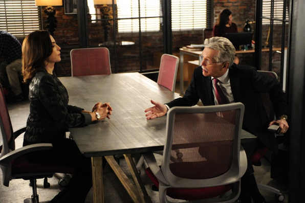 """Tom Skerritt Reprises His Role as Fortune 500 CEO James Paisley in """"The One Percent"""" S5E21"""