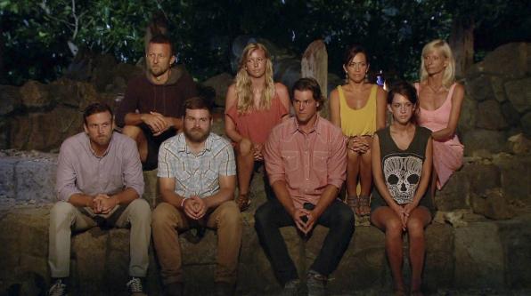 The jury in the Season 27 Finale