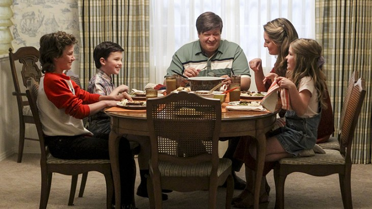 Image result for young sheldon