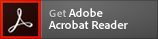 Adobe Acrobat Reader download icon